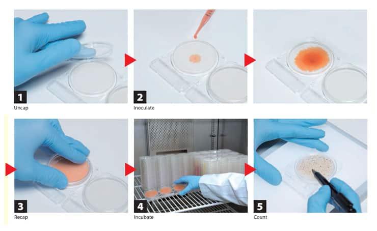 Cách sử dụng đĩa Compact Dry